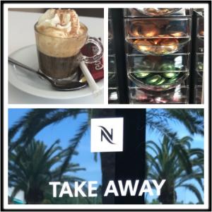 Cafés con cuadro