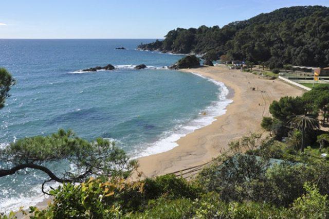 Playa Santa Cristina