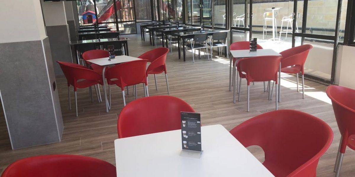 Sala del bar