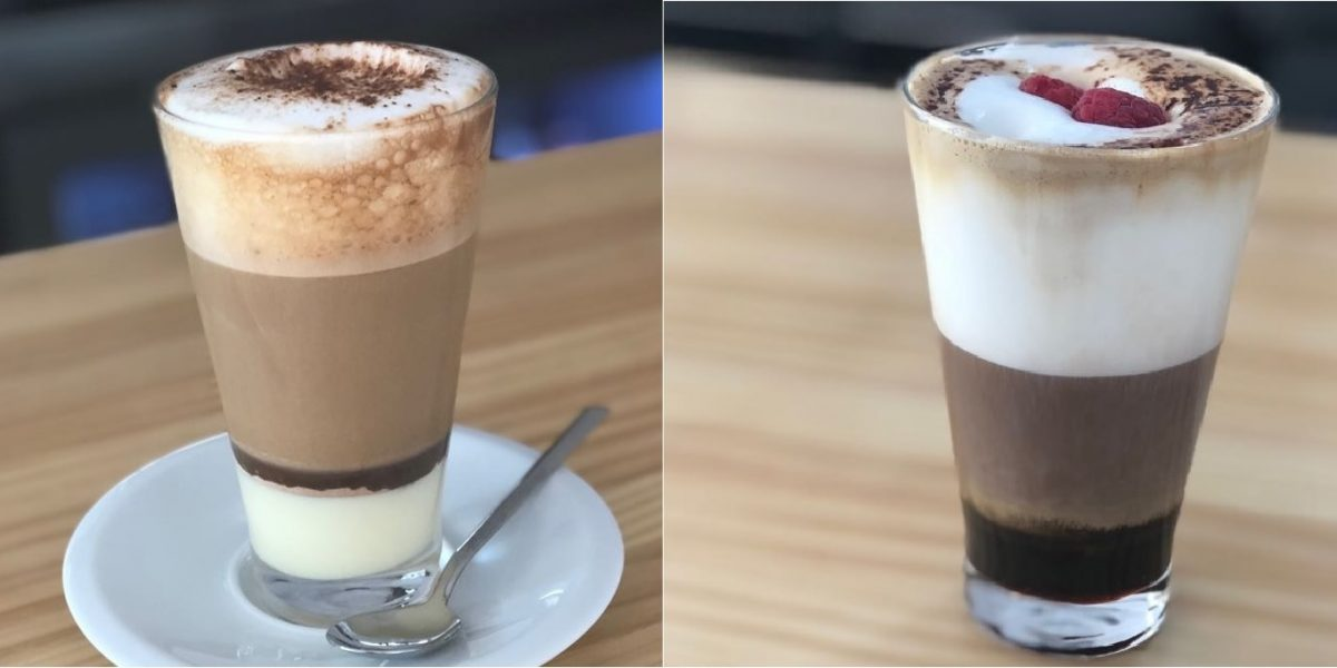 Cafés y recetas de cafés
