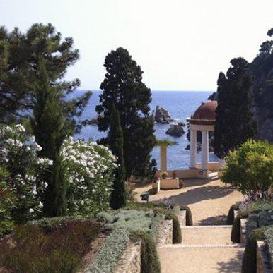 Botanic garden Marimurtra