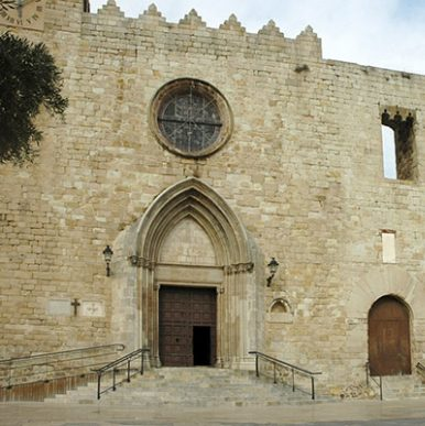 Palace de los Vizcondes de Cabrera